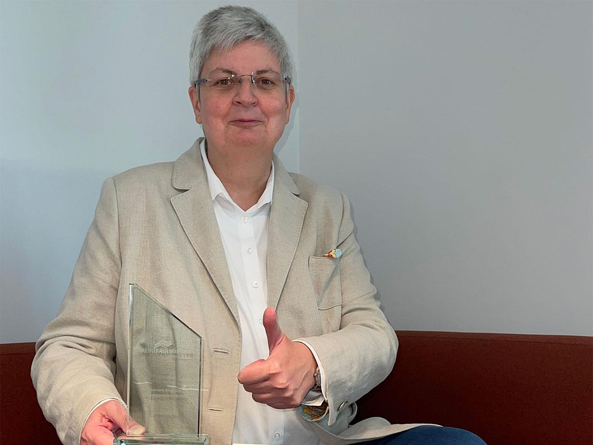 Sabine Merschjohann von der RBS über das Gütesiegel MEINFAIRMIETER